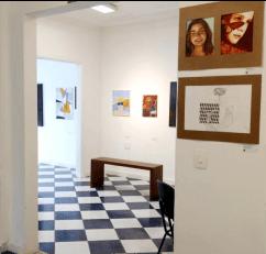 Vista da Galeria - Gare Cultural
