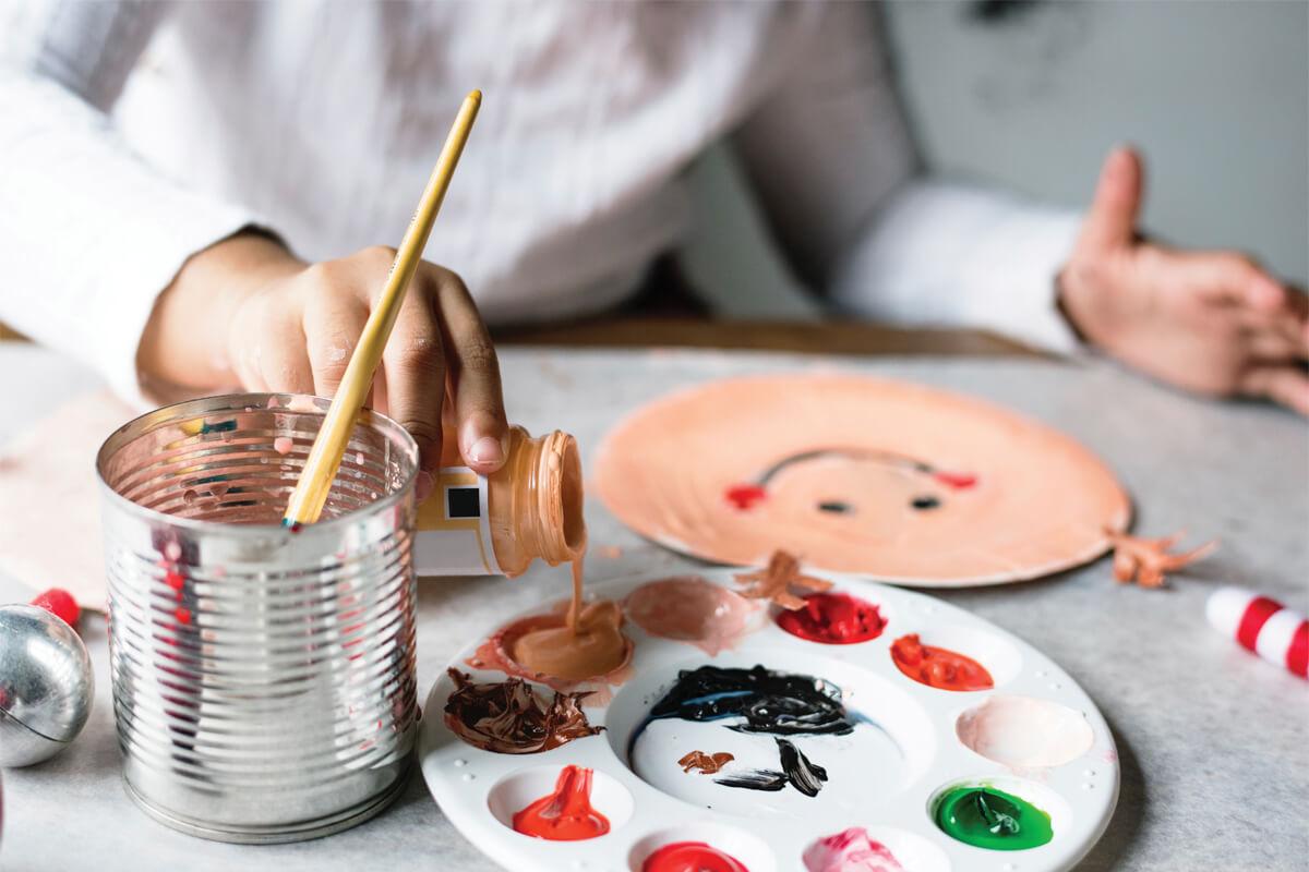 Categoria Arte para Crianças