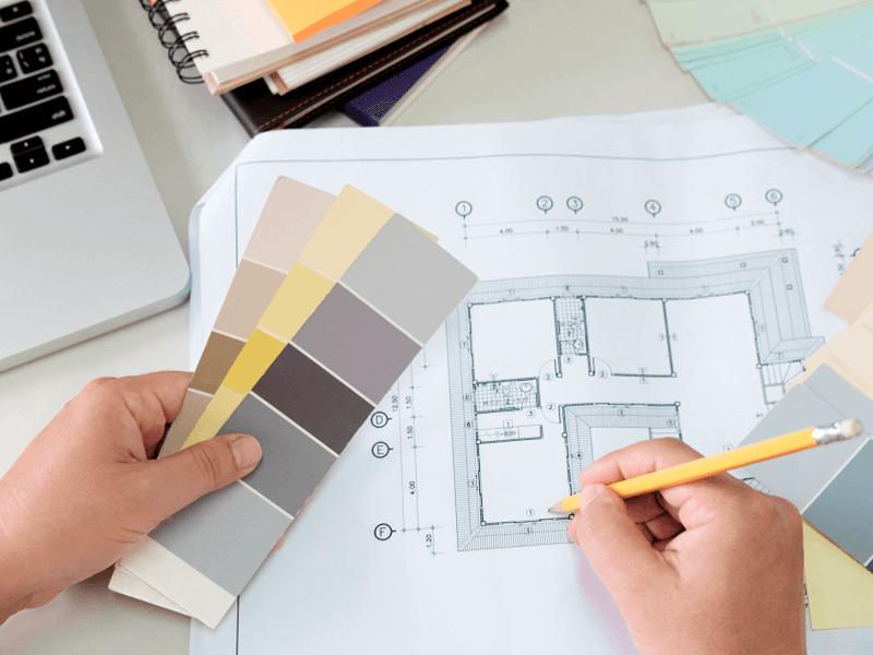 Curso Técnico em Design de Interiores