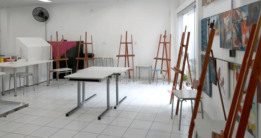 sala atelier - piso térreo