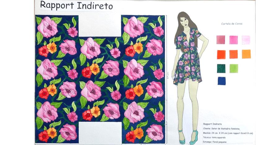 design têxtil - Talita Holanda