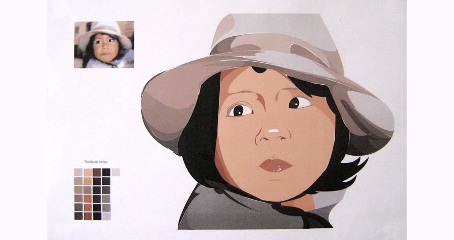 illustrator - Talessa Kuguimiya