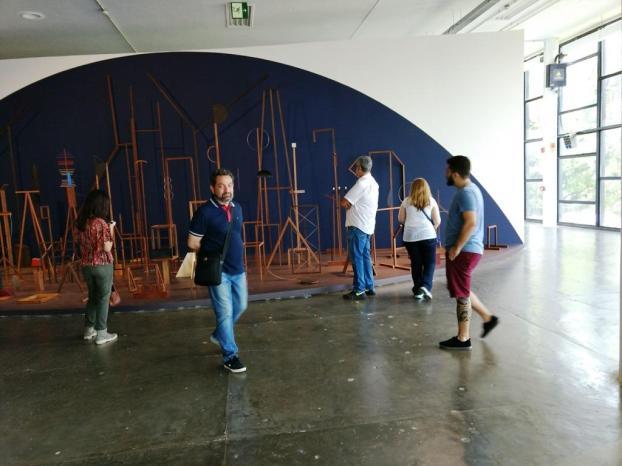 32a. Bienal – palestra e visita