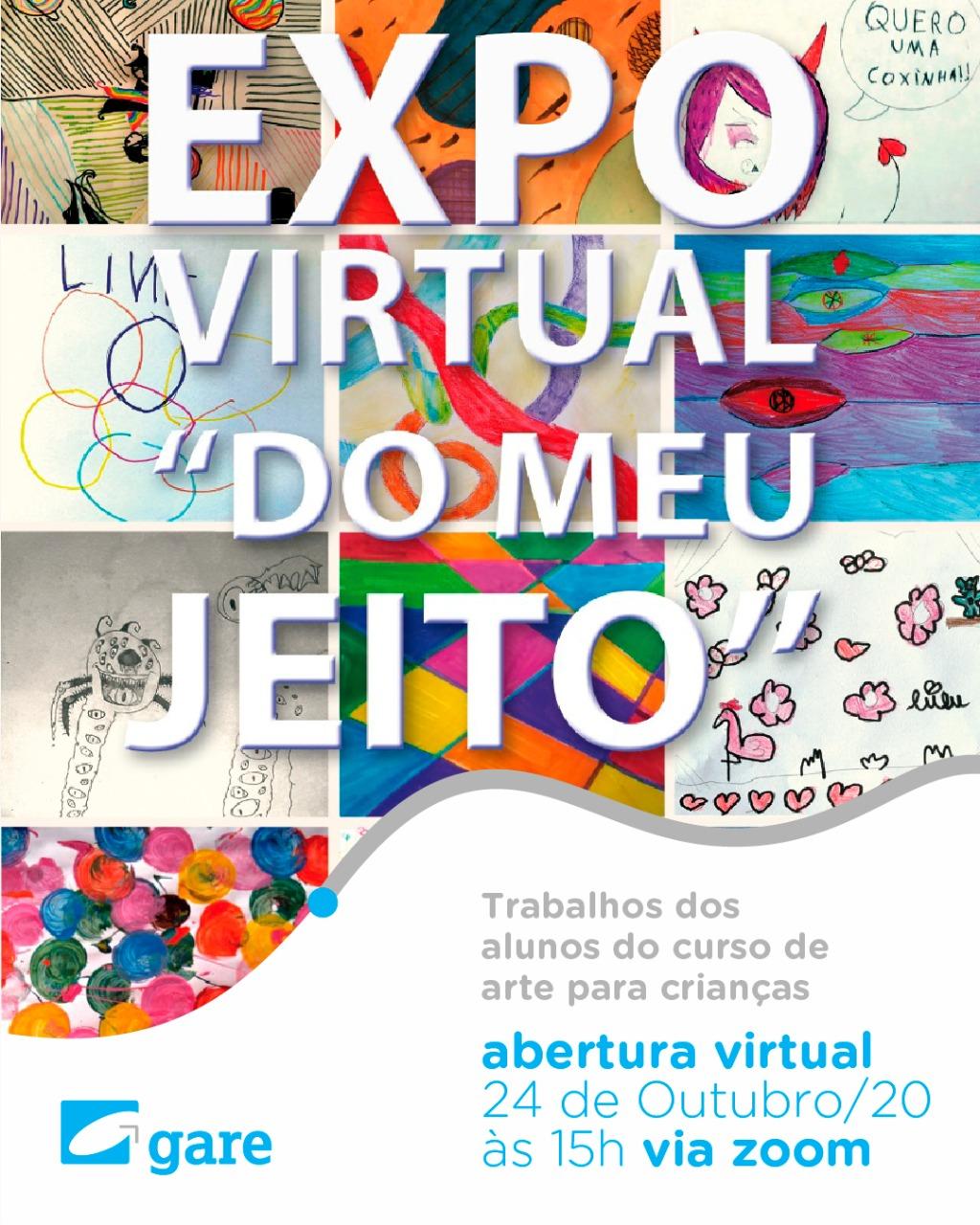 """Expo Virtual """"DO MEU JEITO"""""""