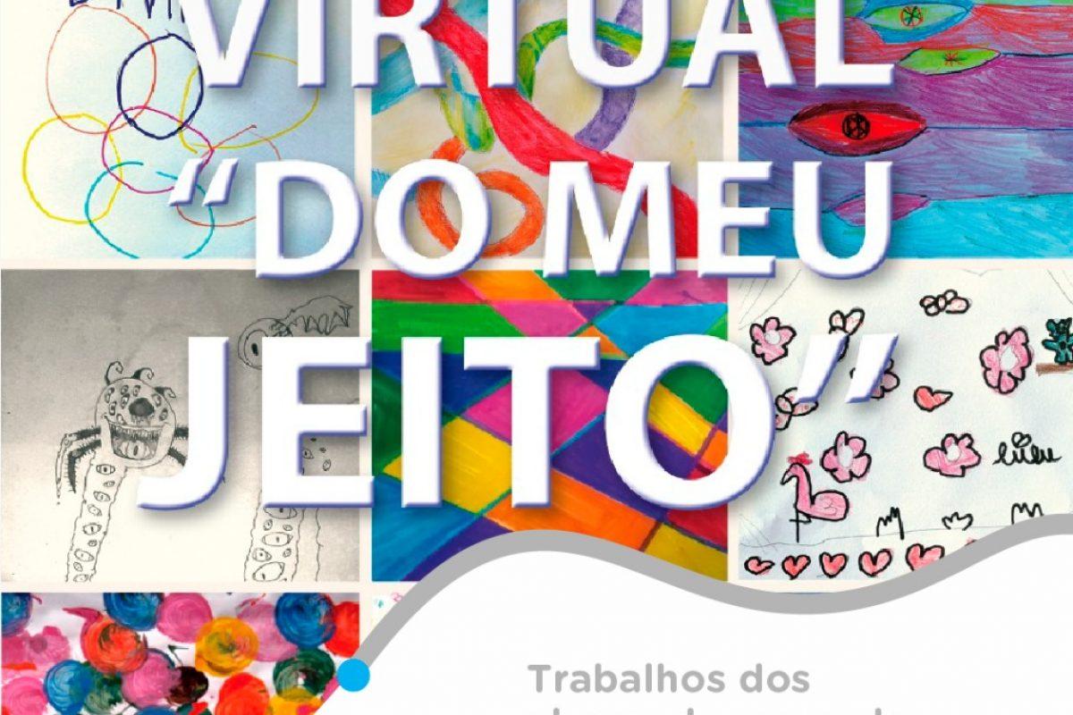 exposição virtual arte para crianças outubro 2020
