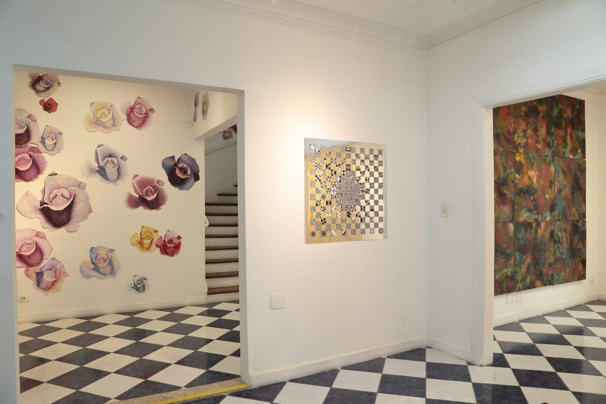 Galeria exposição Únicos Variáveis oNúcleo